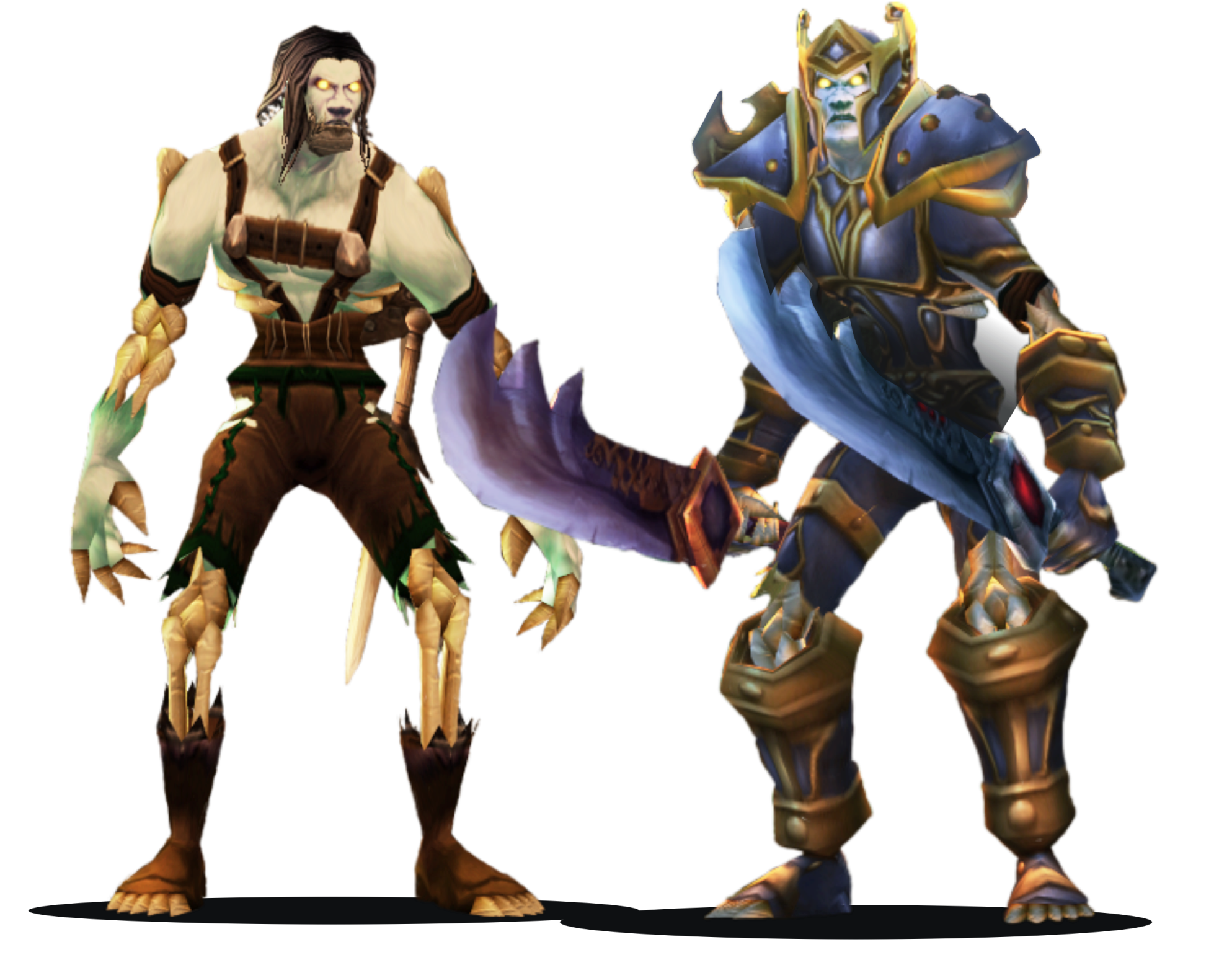 Buy gold and leveling private wow servers from Mojoviking